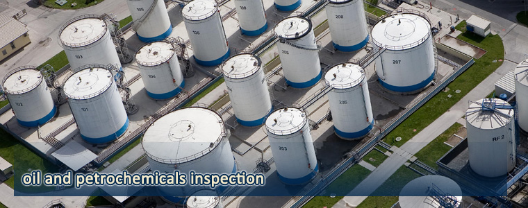 Oil and Petrochemicals inspections